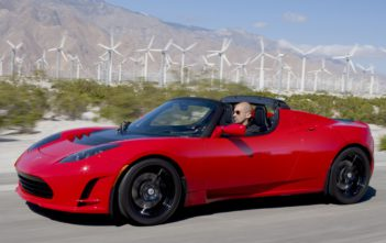 tesla motors - tesla roadster