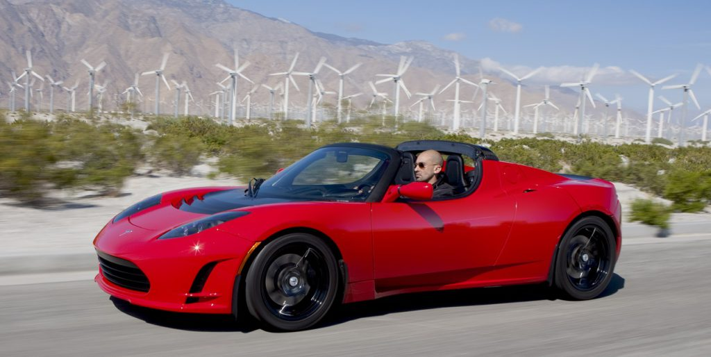 tesla roadster tesla motors