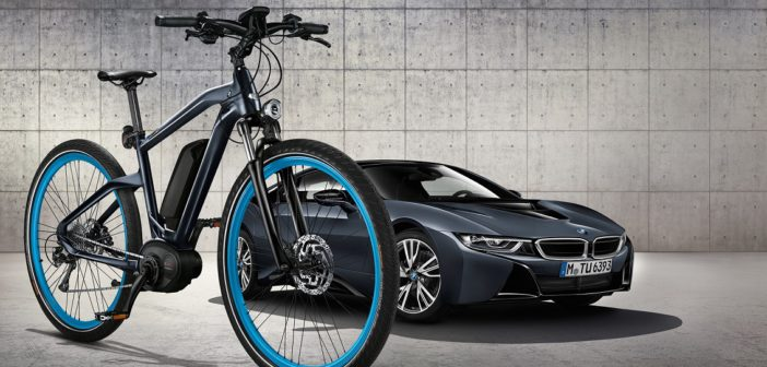 bicykel bmw Cruise e-Bike