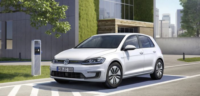 novy vw e-golf
