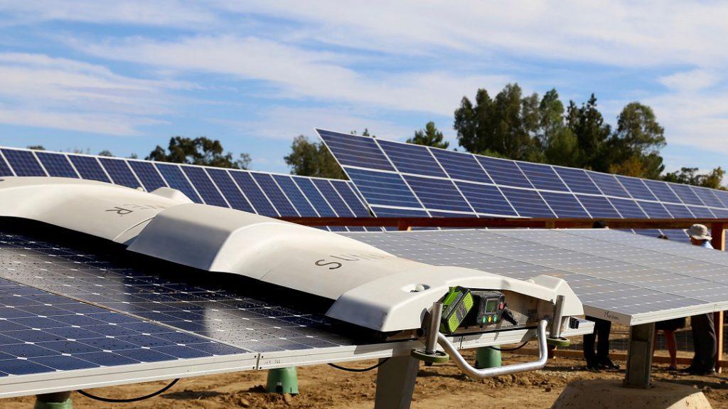 sunpower robot greenrobotics