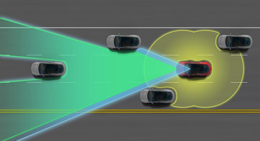 tesla autopilot nehodovost
