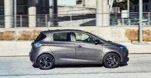 renault zoe one edition bose