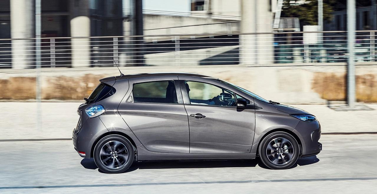 Renault zoe na n trh prich dza nov verzia eur pskeho - Ze pass renault ...