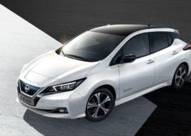 Koľko si priplatíme za nový Nissan Leaf E-Plus so 60 kWh batériou?