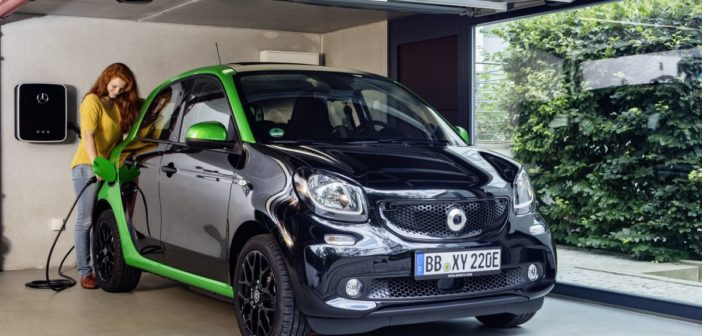 smart fortwo electric drive specifikacie