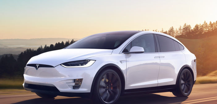 tesla model x p100d specifikacie