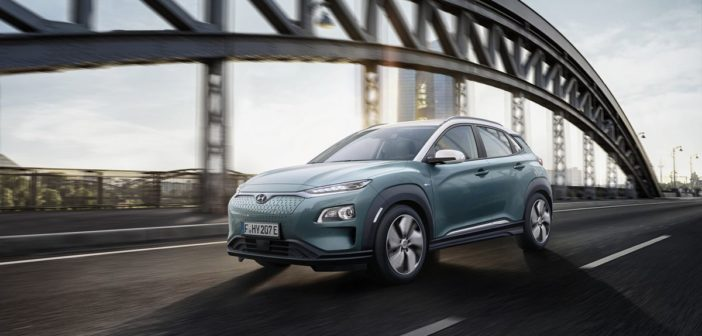 hyundai kona electric 64 kwh specifikacie