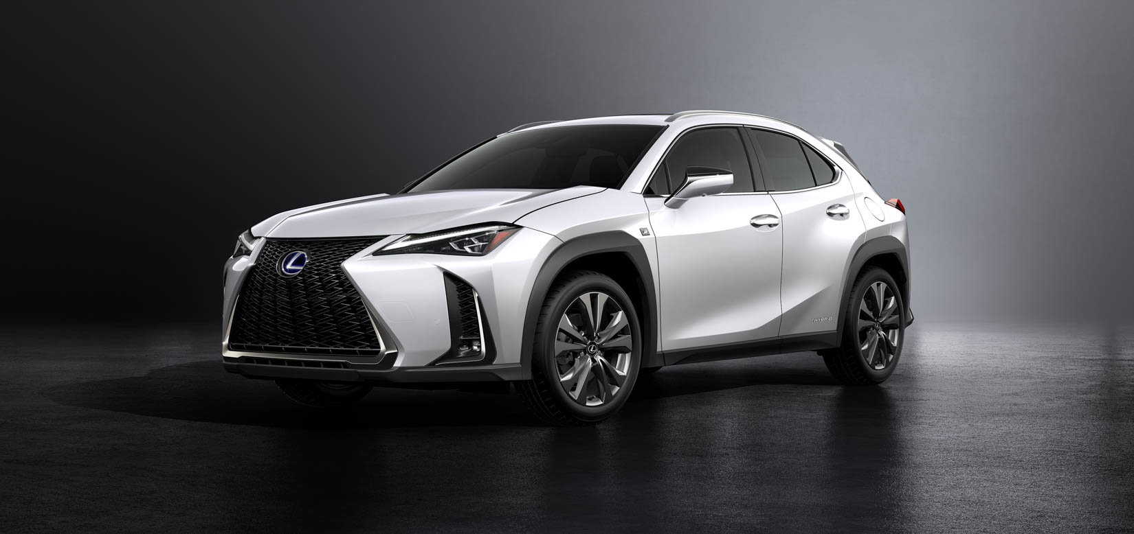 lexus ux 250h nov kompaktn suv s hybridn m pohonom 4 gener cie. Black Bedroom Furniture Sets. Home Design Ideas