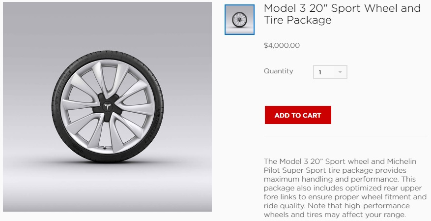 tesla model 3 kolesa sport wheels 20""