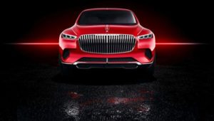 mercedes-maybach ultimate luxury interier