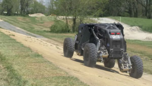 darpa ground-x vehicle