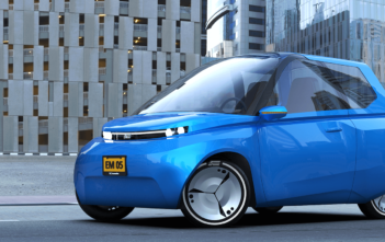 elektromobil noah
