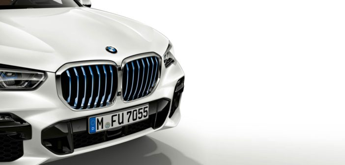 bmw x5 xdrive45e iperformance plug-in hybrid