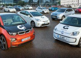 Hyundai Kona Electric a Kia e-Niro trónia testu dojazdu 13 elektromobilov