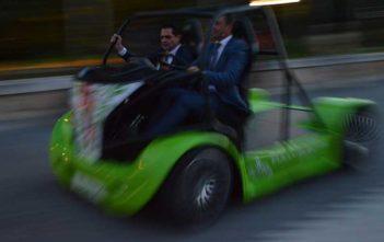 elektromobily sin cars l-city