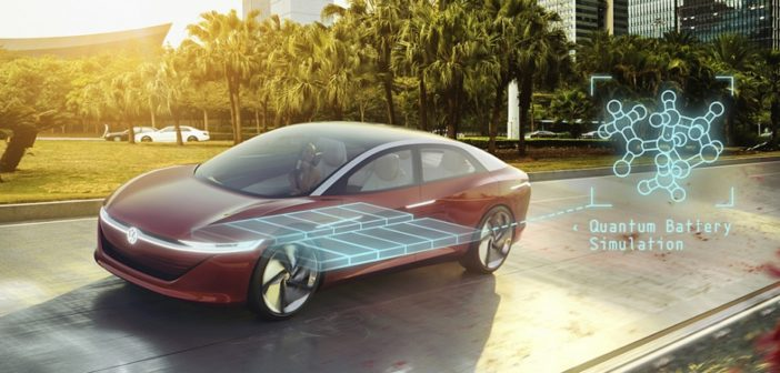 volkswagen baterie elektromobily