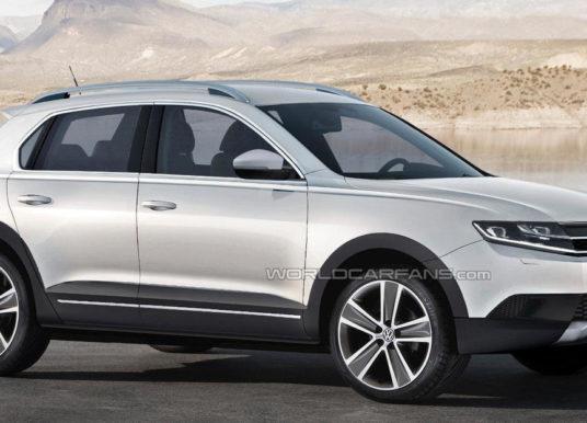 VW údajne chystá elektrický crossover za 18 000 €, ako aj sedan a kombi