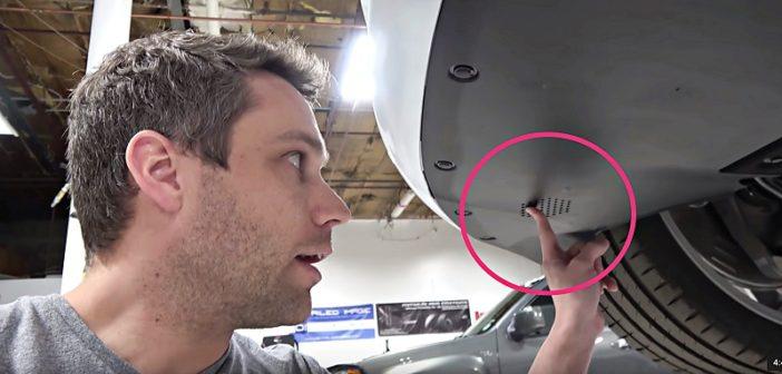 tesla model 3 elektromobily akusticky vystrazny system