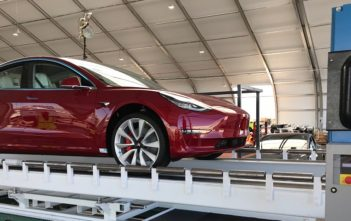 tesla model 3 standard battery prepustanie
