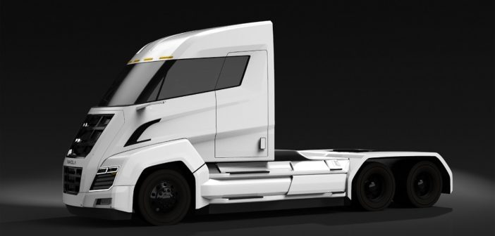 nikola motor two tre