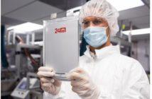 semi-solid state baterie elektromobily 24m