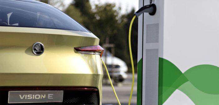 skoda elektromobily