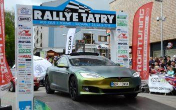 green rallye tatry 2019