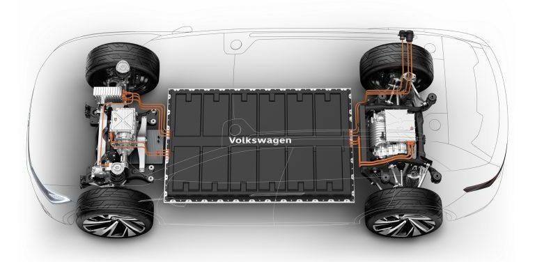volkswagen baterie elektromobily zaruka zivotnost