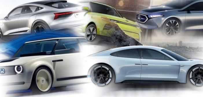 elektromobily 2020