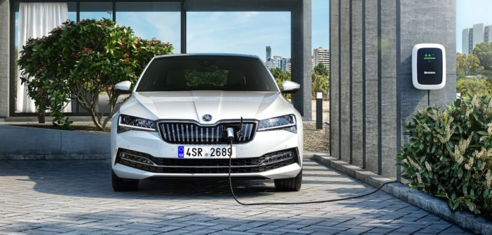 skoda superb iv specifikacie