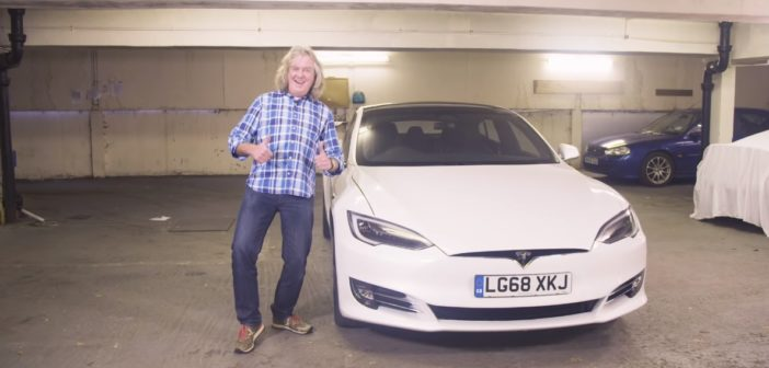 tesla model s test james may