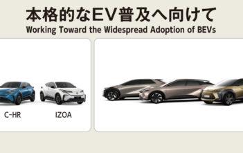 toyota elektromobily
