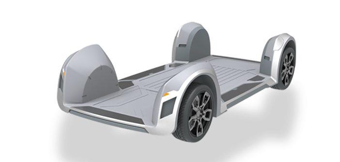 elektromobily platforma ree