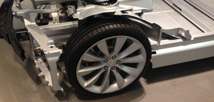 pneumatika elektromobily