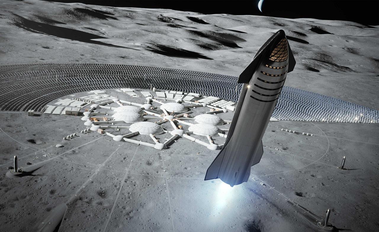 spacex mars kolonia