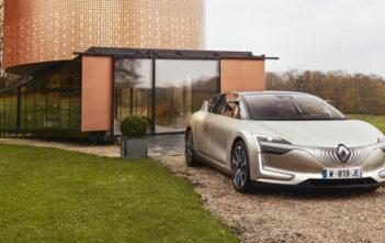 renault symbioz elektromobil