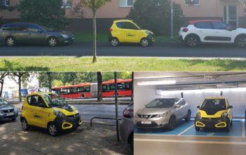 sharengo bratislava carsharing elektromobily