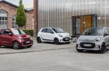 smart eq fortwo forfour