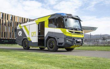 rosenbauer cft concept fire truck hasicky elektromobil