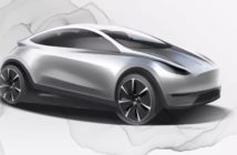 tesla hatchback crossover