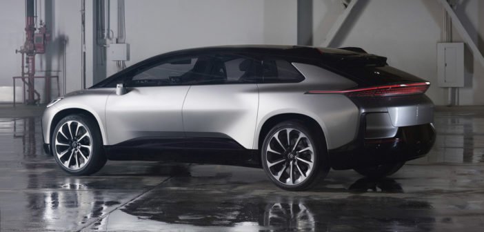 Faraday Future FF 91 evergrande