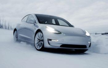 elektromobily dojazd zima test