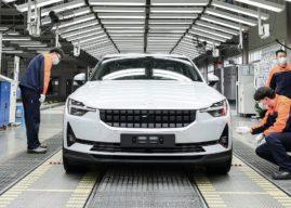Švédsky konkurent Tesly Model 3 je už vo výrobe. Na trh príde onedlho
