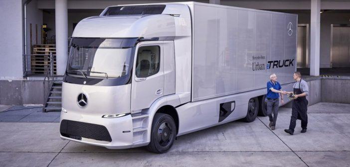 nakladne elektromobily etruck charging initiativ e-mobility group daimler