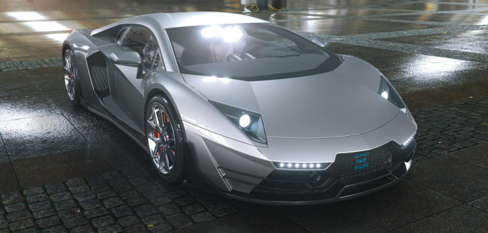 tritium elektromobil