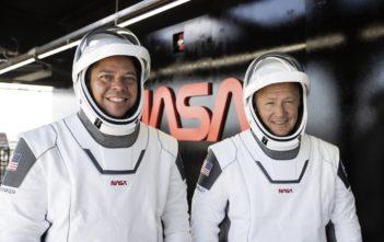 spacex crew dragon misia ludska posadka demo-2