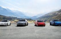tesla elektromobily