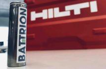 baterie elektromobily battrion hilti