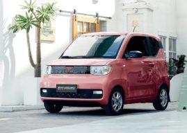 Tento super-lacný elektromobil je čínsky predajný trhák. Predbehol aj Teslu